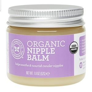 The Honest Co. Organic Nipple Balm